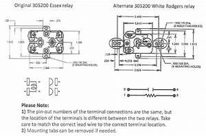 Beam Central Vacuum Model 294 Relay