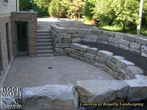 Landscaping With Armor Stone