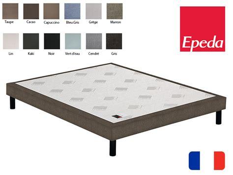 Sommier Tapissier Epeda Confort Ferme 140x190