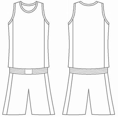 Basketball Madness March Uniform Layout
