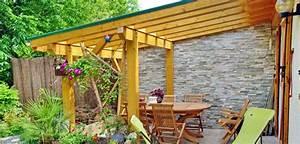 Pergola Holz Selber Bauen : gallery of pergola holz mit sonnenschutz sonnenschutz terrasse selber bauen sichtschutz f r ~ Markanthonyermac.com Haus und Dekorationen