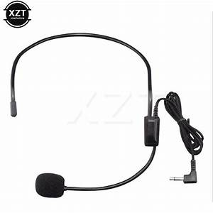 Aliexpress Com   Buy 3 5mm Jack Wired Microphone Headset