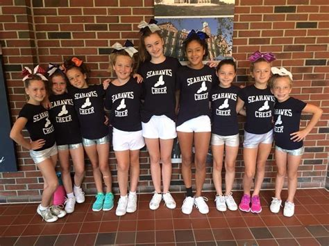 youth exeter seahawks youth cheer team earns accolades