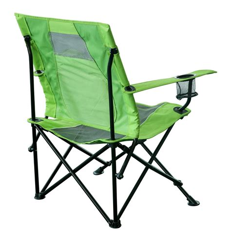 strongback folding c chair with superior back support