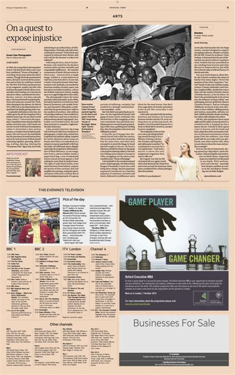 financial times  rediseno clasico  la era digital