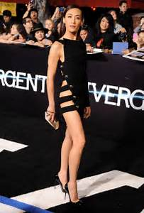 Maggie Q: Divergent Premiere -15 - GotCeleb