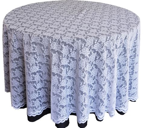 round lace table overlays white lace table overlays linens toppers round
