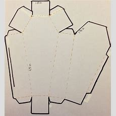 Chrystalspace4scrappin Paper Coffin Template