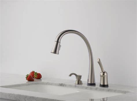 delta  sssd dst pilar single handle pull  kitchen