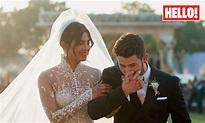 Priyanka Chopra and Nick Jonas's stunning wedding photos ...