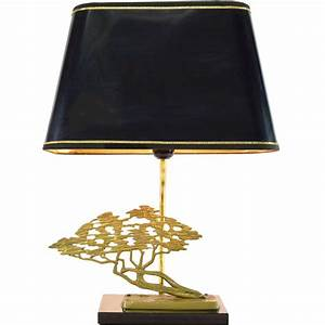 bronze bonsai table lamp vintage info all about vintage With bonsai tree floor lamp