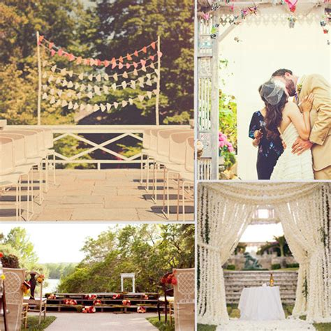 garden wedding unique ideas home garden design
