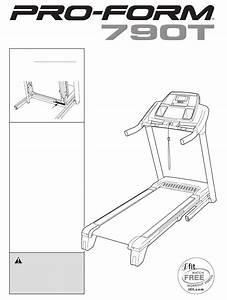 Ifit Treadmill 790t User Guide