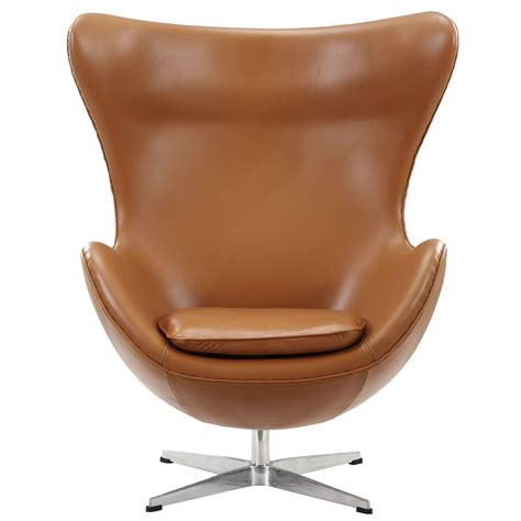 leather chair magnum leather chair modern furniture brickell collection