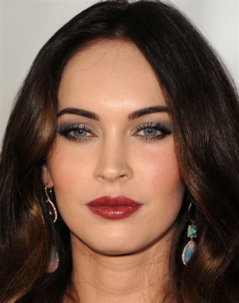 megan fox celebrity makeup  indian beauty