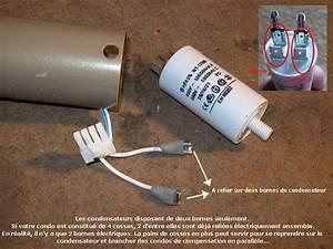Condensateur Volet Roulant : branchement condensateur moteur soccar ~ Melissatoandfro.com Idées de Décoration