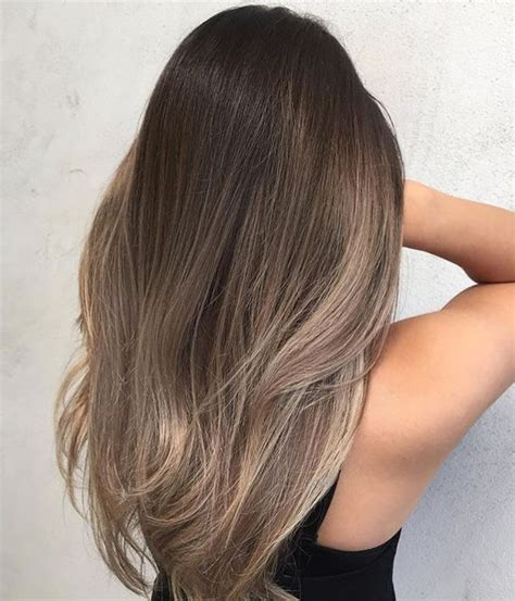 Vs Brown Hair Color by 35 Smoky And Sophisticated Ash Brown Hair Color Looks