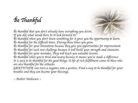gratitude poem quotes profound thoughts gratitude