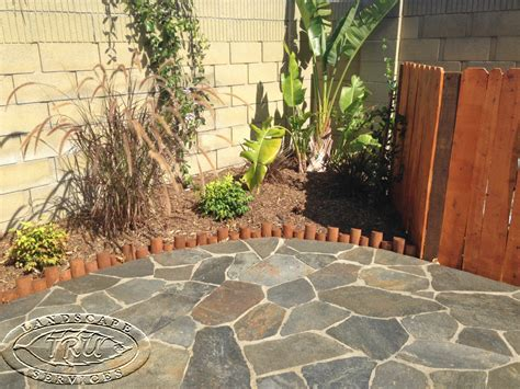 how to install flagstone patio newhairstylesformen2014