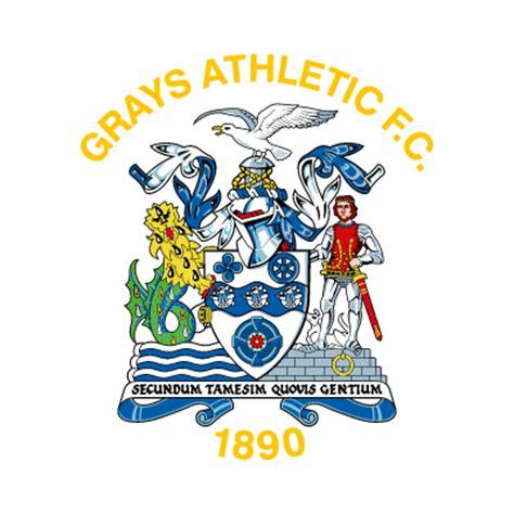 Grays Athletic FC logo vector free download - Brandslogo.net