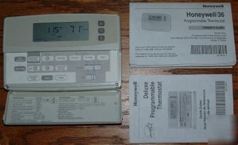 honeywell ct programmable digital thermostat