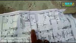 How To Electrical Drawing Of Apartment Building  1 T 5