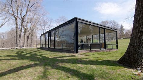 Glass House Johnson by The Glass House Modern Tiny House The Glass House Tiny