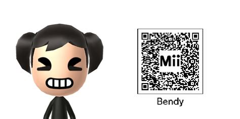 A Special Word from Bendy (Plus Bendy Mii QR) - YouTube