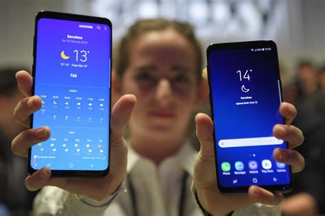 samsung unveils prices for galaxy s9 s9 plus in indonesia science tech the jakarta