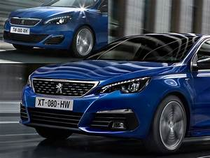 Defaut Nouvelle Peugeot 308 : nouvelle peugeot 308 restyl e toutes les informations et images officielles ~ Gottalentnigeria.com Avis de Voitures