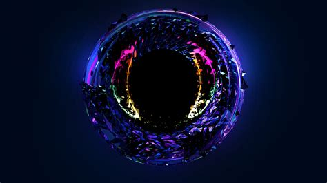abstract neon eye wallpapers hd wallpapers id 27781