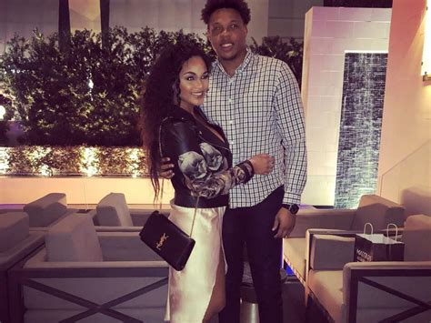 married   sight star tristan thompson