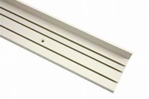 Gardinenschiene Mit Blende : fixma gardinenschiene mit blende p2 3 l ufig ~ Watch28wear.com Haus und Dekorationen