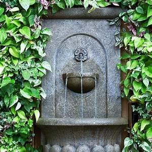 Fontaine Circuit Fermé : comment int grer une fontaine dans votre jardin amenager ~ Premium-room.com Idées de Décoration