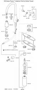 price pfister kitchen faucet parts diagram plumbingwarehouse price pfister kitchen faucet parts for model 529 7dss