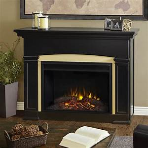 58, 5, U0026quot, Holbrook, Grand, Black, Electric, Fireplace