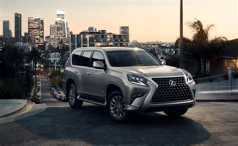 Lexus Prado 2020 by 2020 Lexus Gx 460 Introduced With Available Road