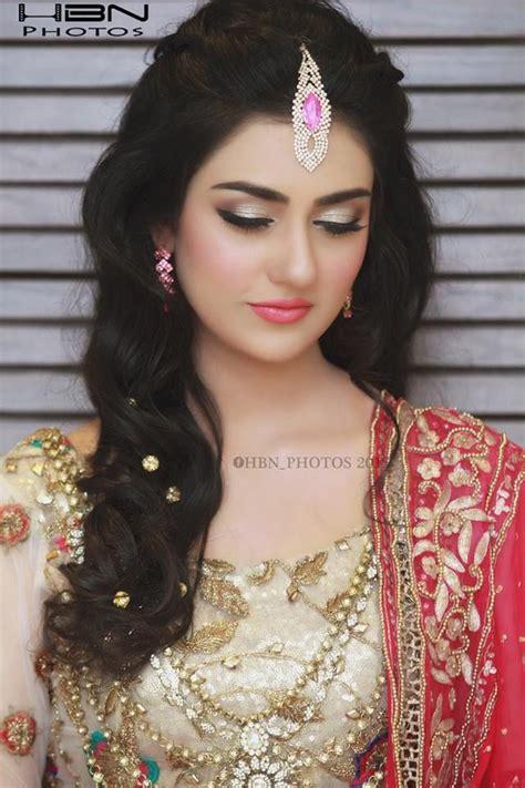 sarah khan pics  party makeup tutorial makeup