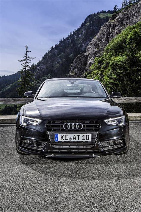 Audi Coupe Abt Sportsline Review Top Speed