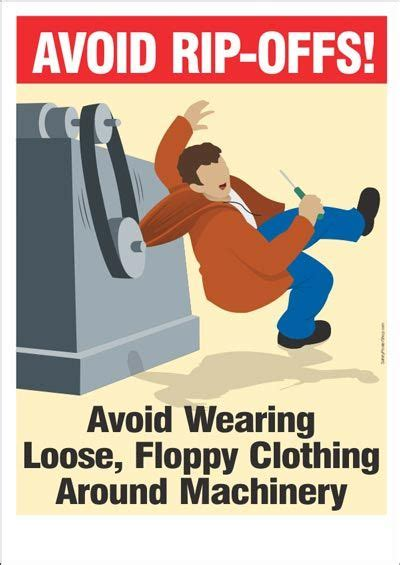 industrial safety posters safety poster shop isg
