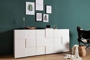 Designermöbel Riess Ambiente Halstenbek : modernes sideboard relief 180cm wei hochglanz kommode riess ~ Bigdaddyawards.com Haus und Dekorationen