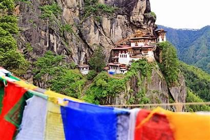 Bhutan Nest Paro Travel Tiger Hiking Tigers