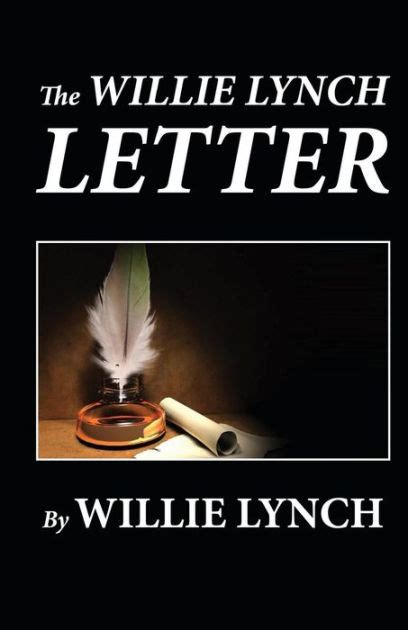 willie lynch letter the willie lynch letter by william lynch paperback 38916
