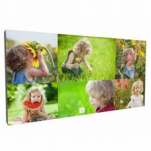 Grand Pele Mele Photo : tableau toile paysage personnalis avec votre photo ~ Teatrodelosmanantiales.com Idées de Décoration