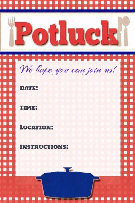 free potluck template potluck invitation template orderecigsjuice info