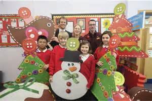 School Christmas Decorations