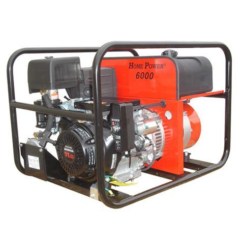 Winco Generators Home Power hps6000he tri fuel portable