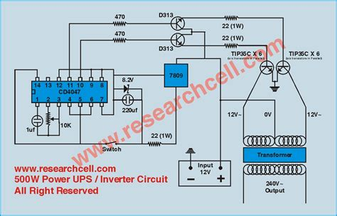 inverter circuit diagram  repository