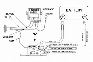 Badland Winch Wireless Remote Box Diagram