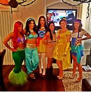 Disney Princess DIY Halloween Costumes  Diy Halloween Costumes  Disney  Diy Disney Costumes